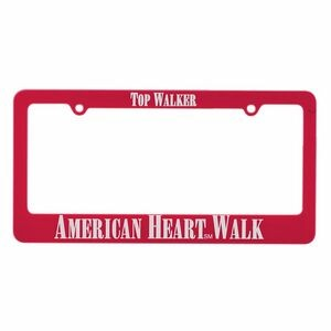 Classic License Plate Frame
