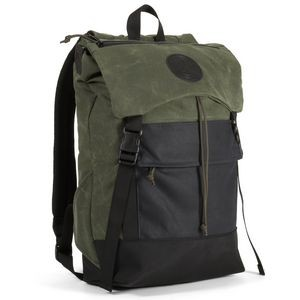 Wax Canvas Cinch Top Backpack