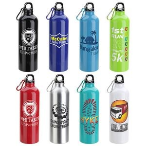 Atrium 25 Oz. Aluminum Bottle